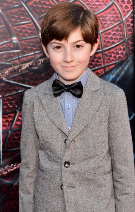 Mason Cook In The Amazing Spider Man Large Picture