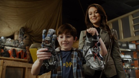 Picture Of Alexa Penavega And Mason Cook In Spy Kids All The Time In The World In Large Picture Wallpaper