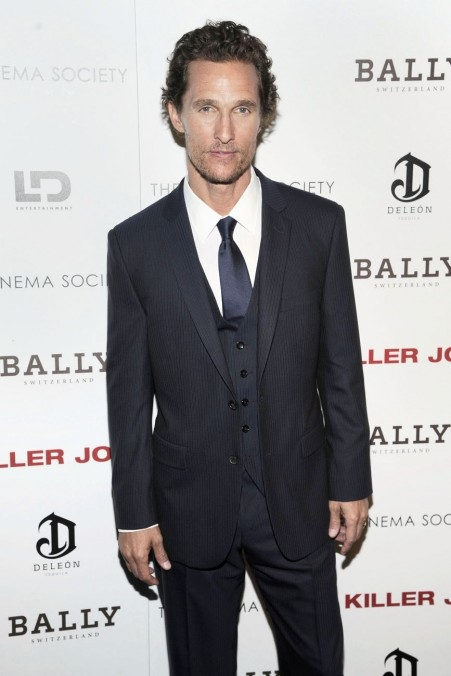 Item Renditionslideshowverticalss Matthew Mcconaughey Killer Joe Diet
