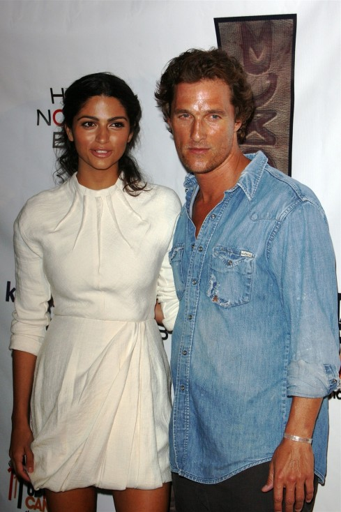 Matthew Mcconaughey And Camill Diet