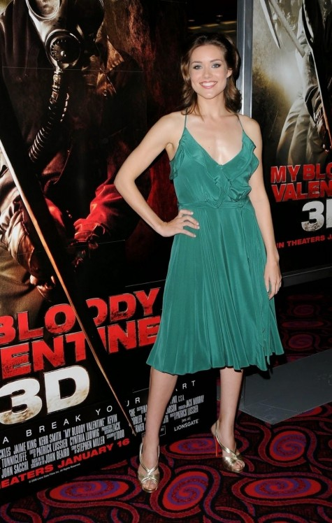 Full Megan Boone Sexy