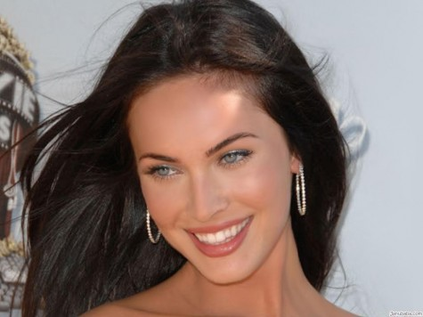 Megan Fox Smile Hd Wallpaper