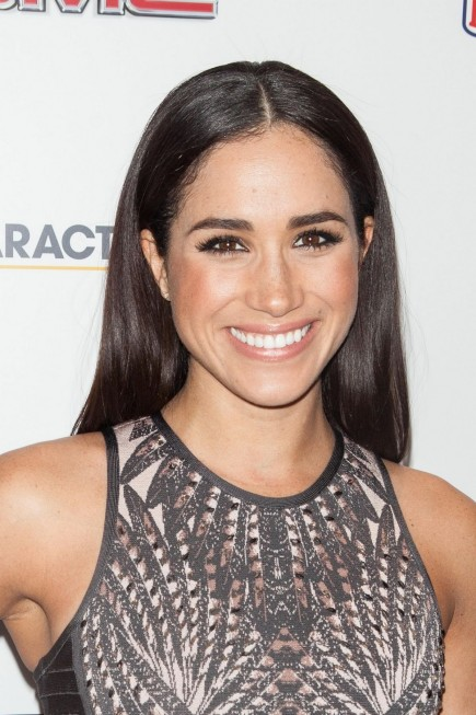 Meghan Markle At Rd Annual Nfl Characters Unite At Sports Illustrated In New York Tv