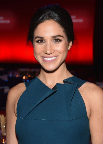Meghan Markle Come To Elton John Aids Foundation Th Annual An Enduring Vision Benefit At In Ny