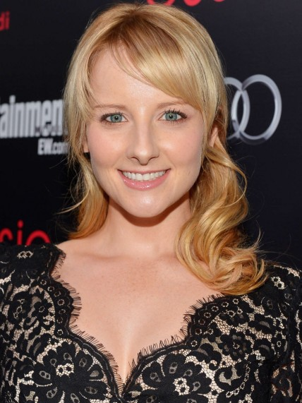 Melissa Rauch At Entertainment Weekly Party