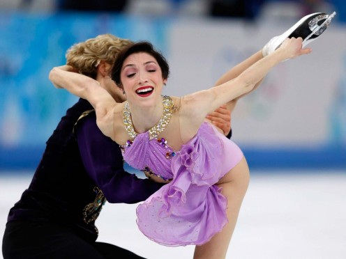 Meryl Davis And Charlie White Shared Picture