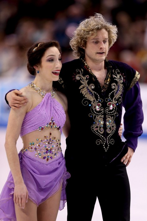 Meryl Davis And Charlie White Shared Picture Unknown