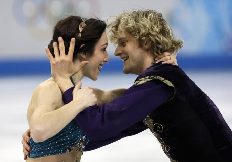 Meryl Davis And Charlie White Shared Picture Us