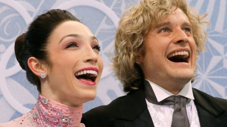 Oly Meryl Davis And Charlie White Pi Jn