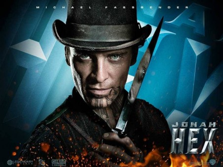 Action Movies Michael Fassbender Jonah Hex Wallpaper Movies