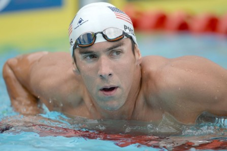 Michael Phelps Pan Pacs Sport