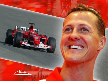 Bd Michael Schumacher Nwewallpapers