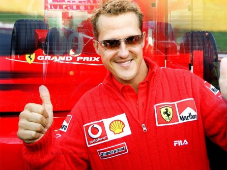 Best New Look Of Michael Schumacher