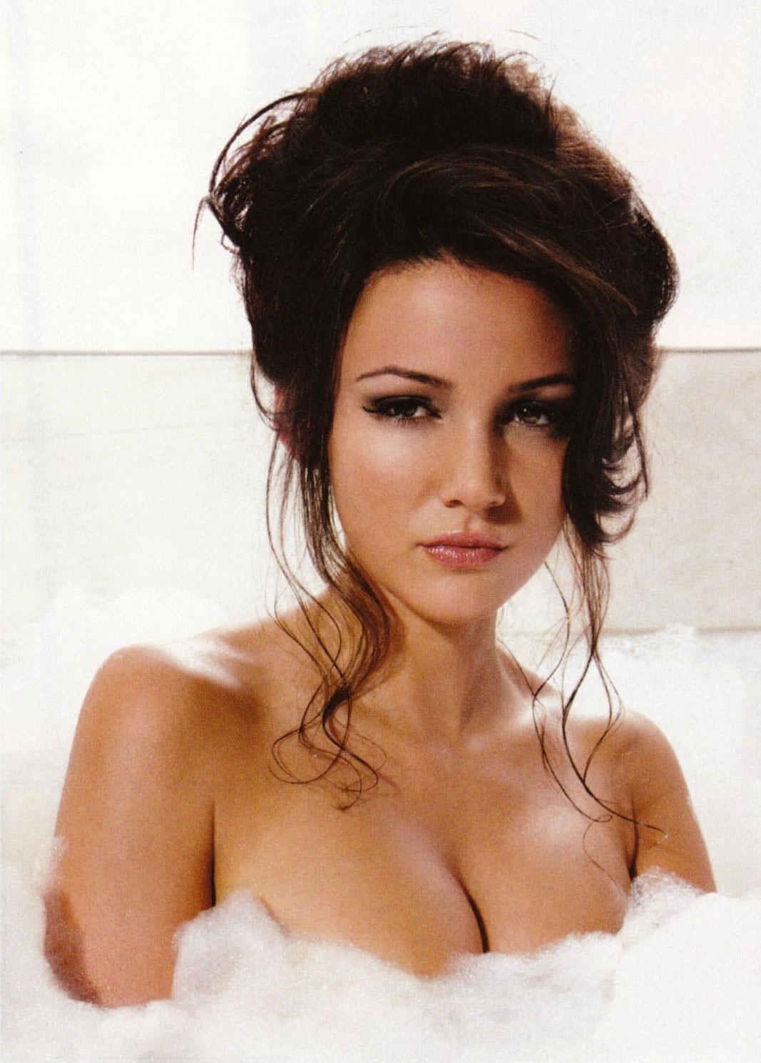 Michelle Keegan Fhm Magazine January Sexy