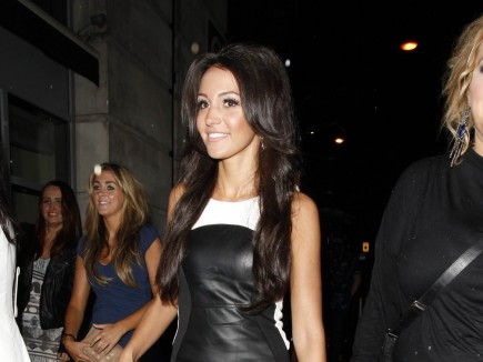Michelle Keegan Out And About Candids In Manchester Wallpaper