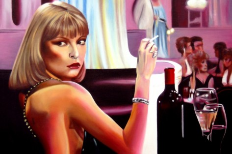 Michelle Pfeiffer Colour Corrected Scarface