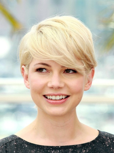 Michelle Williams Hairstyle Hair