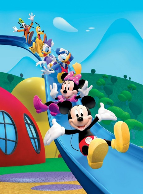 Mickey Mouse Clubhouse Birthday Party Clubhouse