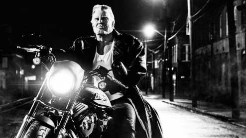 Mickey Rourke In Sin City Dame To Kill For Wallpaper