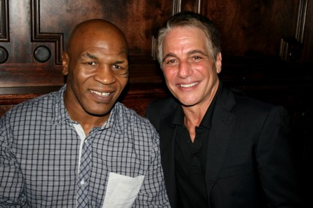 Mike Tyson And Tony Danza Wife