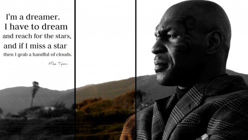 Mike Tyson Quote Quotes