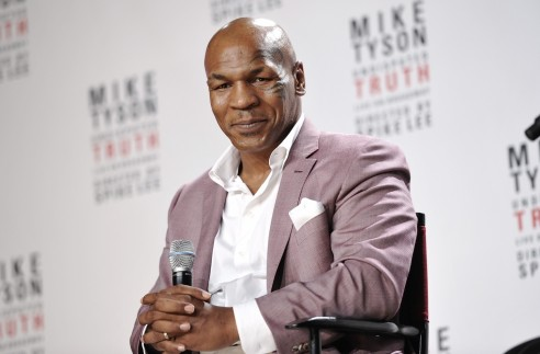 People Mike Tyson