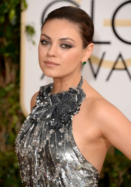 Mila Kunis Golden Globe Awards