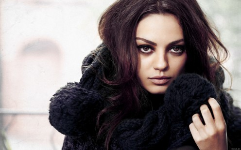 Mila Kunis Wallpaper Hd Pc Image Hdwallfan Mila Kunis Wallpaper Hd Pc Image No Makeup