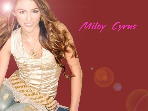 Miley Miley Cyrus Wallpaper