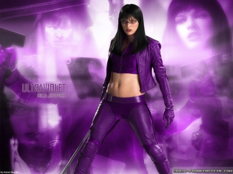 Milla Jovovich Ultraviolet Wallpapers Ultraviolet