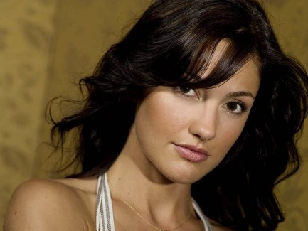 Beauty Minka Kelly Wallpaper Hd Wallpaper