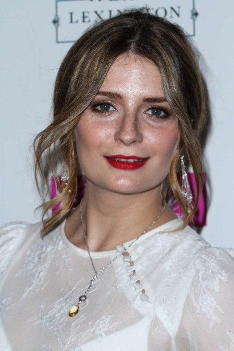 Mischa Barton Fire And Ice Gala