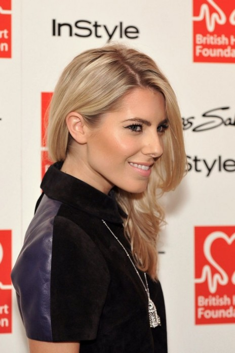 Mollie King At Tunnel Of Love Fundraiser