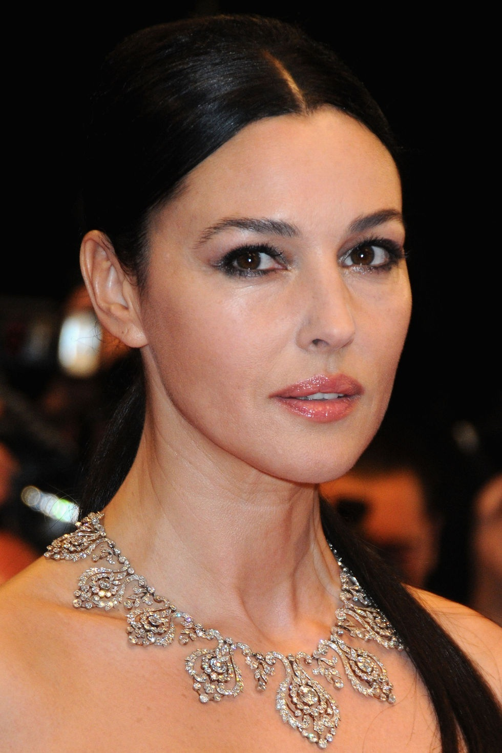 Monica Bellucci Dont Look Back Screening In Cannes