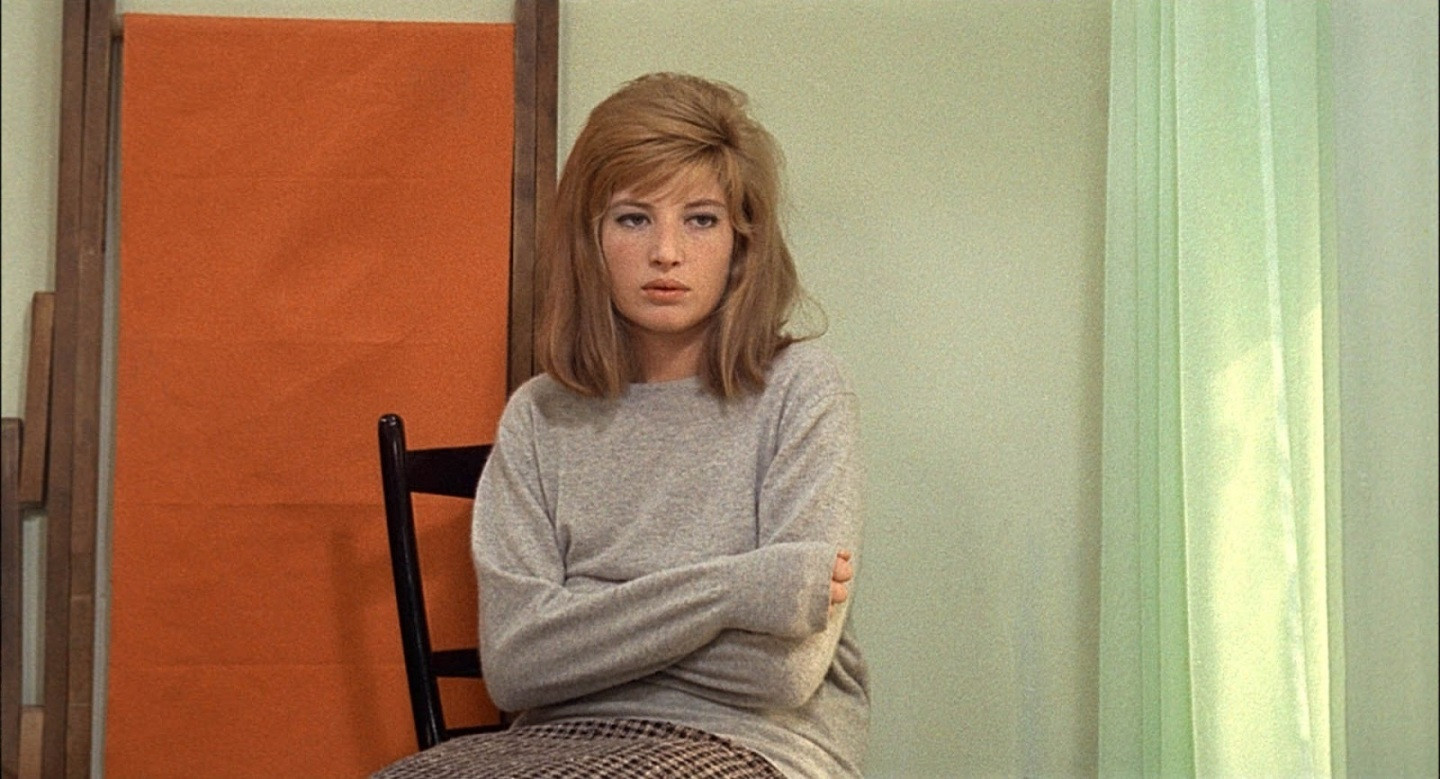 Monica Vitti Red Desert Michelangelo Antonioni
