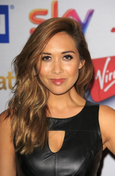 Myleene Klass Gets To Attitude Awards At Banqueting House In London Music
