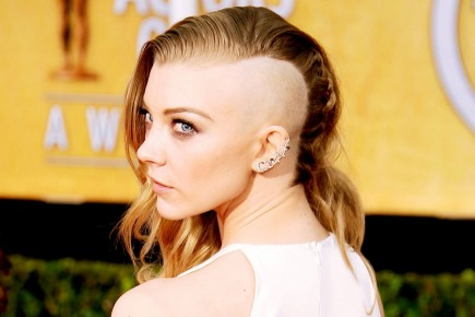 Natalie Dormer Hairstyle Wallpaper Beach