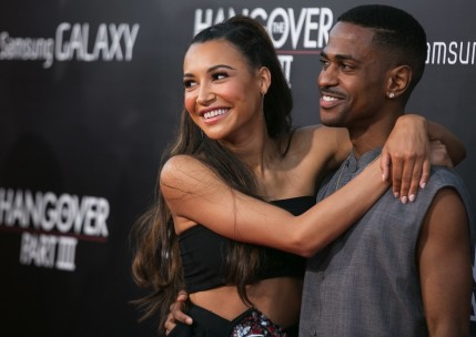 Naya Rivera And Big Sean Engaged