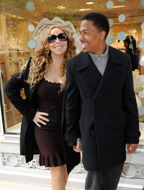 Nick Cannon Photo And Mariah Carey Wedding