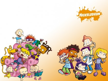 Rugrats Nickelodeon Images Characters
