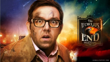 Nick Frost In The Worlds End