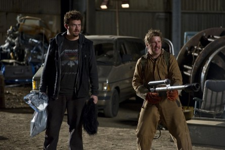 Still Of Nick Swardson And Danny Mcbride In Minutes Or Less Large Picture