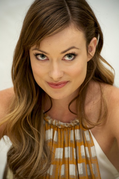 Olivia Wilde Cowboys And Aliens Press Conference