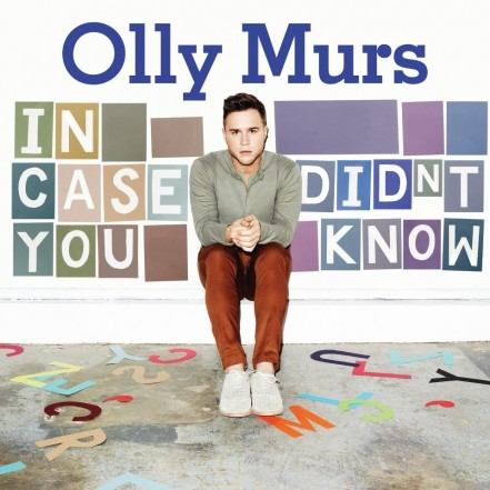 Olly Murs In Case You Didn Know Album