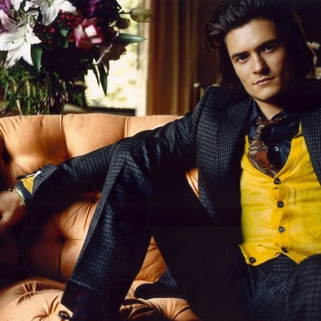Orlando Bloom Sofa