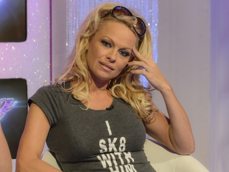 Pamela Anderson Tv Show In London Tv