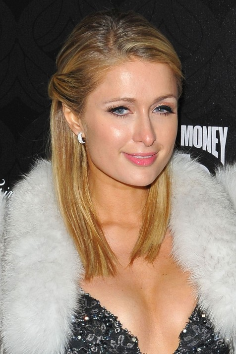 Paris Hilton At Cash Money Records Th Annual Pre Grammy Awards Party In Hollywood