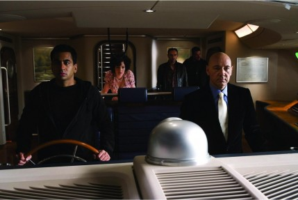 Picture Of Parker Posey Kevin Spacey And Kal Penn In Superman Returns Large Picture Superman