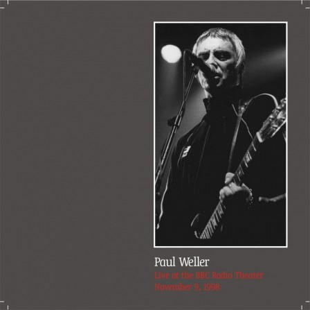 Paul Weller Bbc Radio