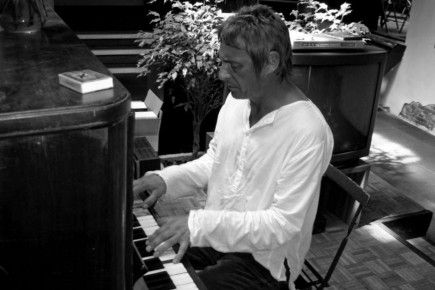 Studio Piano Paul Weller